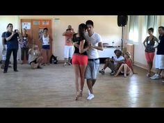 kizomba_ An'So & Nima - Cubango Connexion Toulouse - Tempo Latino 2013 - YouTube