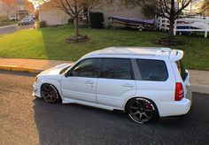 Subie Forrester XT More