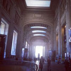 Central station, Milan
