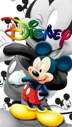 Bild 🎀・☆・𝔤𝔢𝔣𝔲𝔫… – - Pat Tutorial and Ideas Disney Mickey Mouse, Mickey Mouse E Amigos, Walt Disney, Mickey E Minnie Mouse, Mickey Mouse Cartoon, Mickey Mouse And Friends, Disney Art, Mickey Mouse Background, Mickey Mouse Wallpaper Iphone