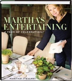 Martha's Entertaining - Martha Stewart invites you to many of her memorable gatherings, then helps you to host your own with menus of all-new recipes and hundreds of creative ideas for celebrations of all kinds. Lavish photos of Martha's real-life celebrations (they were photographed asthey happened and not created for the book) are sure to inspire as you plan your own get-togethers, such as a Sunday morning blueberry breakfast, a Thanksgiving feast with a rustic table setting and an Easter…