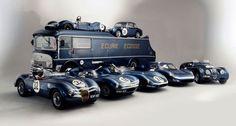 Bonhams versteigert Ecurie Ecosse Collection bei Flagschiff-Auktion in London | Classic Driver Magazine