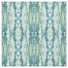 'Vänern' Coastal Boho Decor Fabric by Juul
