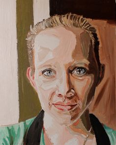 FINEARTSEEN - View The American Waitress by James Henry Johnston. A beautiful original portrait painting. Available on FineArtSeen - The Home Of Original Art. Enjoy Free Delivery with every order. >
