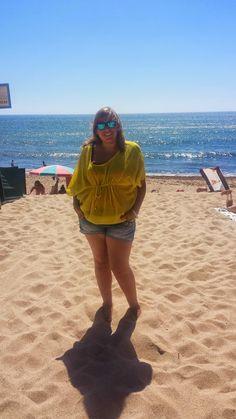 Mary's Big Closet: Beach Look #5