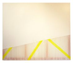 Rebecca Ward   The Reverend II, 2013, acrylic and lacquer on canvas 52 x 62 inches; Barbara Davis Gallery