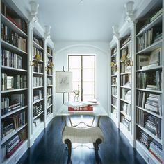 Wow! Look at those urn finials! (and all those lovely books...) Brian-j-mccarthy-inc-portfolio-interiors-library