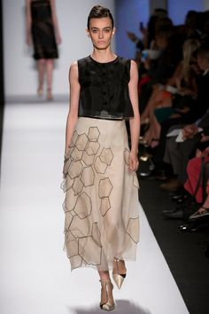 Carolina Herrera | Spring 2014 Ready-to-Wear Collection | Style.com