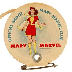 Mary Marvel.