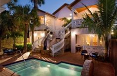 Port d'Hiver Bed and Breakfast Inn in Melbourne Beach, Florida | B