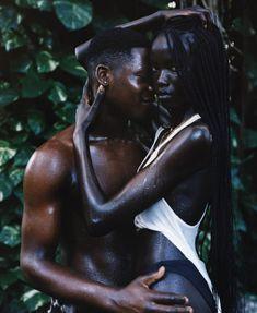 Black Love Couples, Black Love Art, Beautiful Dark Skinned Women, Beautiful Black Women, Beautiful Models, Black Photography, Black Girl Aesthetic, Black Models, African Beauty