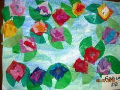 Monet's Water Lillies (C2 W16)