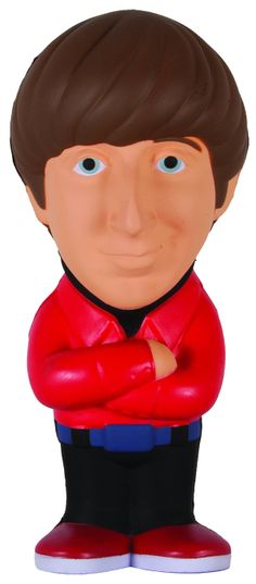 The Big Bang Theory Anti-Stress Figure - Howard Wolowitz - Only £10!!
