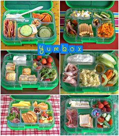 Easy solution to quick, healthy and fun packed lunches for kids. Good lunches can be more than a sandwich!