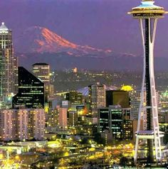 I love Seattle. Lived there as a pre-teen and went back as soon as I could to work. It will always feel like home to me!