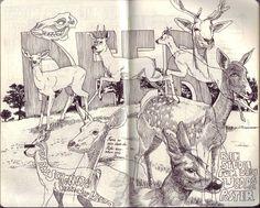Jared Muralt | Sketchbooks 2012