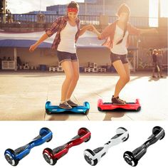 YS Smart Balance 2 Wheel Electric Standing Scooter Self Balancing Hoverboard - Electric Scooters