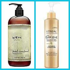 Make your own WEN style cleansing conditioner or buy the Drugstore Dupe « Blush & Lace