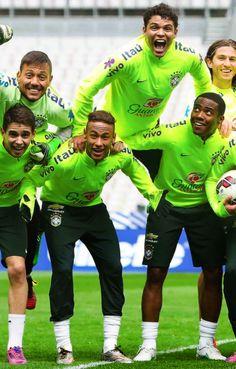 Brazil NT #footballislife