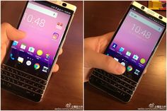 The handset, which looks very similar to the Priv, was spotted on Chinese social network Weibo on Saturday.