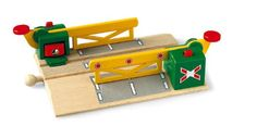 BRIO Rail Magnetic Action Crossing: Amazon.co.uk: Toys & Games