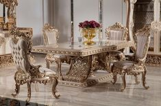 Luxury Dining Room, Dining Chairs, Furniture, Home Decor, Decoration Home, Room Decor, Dining Chair, Home Furnishings, Home Interior Design