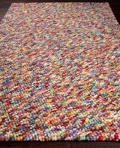Multi Color Fun Confetti Rug????!!!!