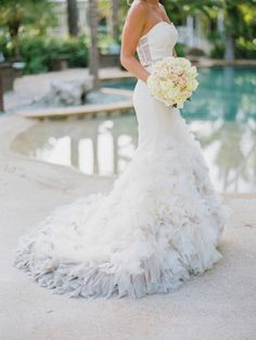 Most Pinned Dresses of 2014 - Style Me Pretty #whistler #weddings #nitalakelodge