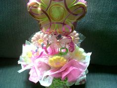 Candy Bouquets via Etsy