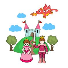 Fairy Tale Cuttable Design Cut File. Vector, Clipart, Digital Scrapbooking Download, Available in JPEG, PDF, EPS, DXF and SVG. Works with Cricut, Design Space, Cuts A Lot, Make the Cut!, Inkscape, CorelDraw, Adobe Illustrator, Silhouette Cameo, Brother ScanNCut and other software.
