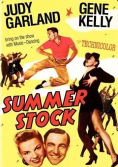 "pictures of classic movies from the 1950's | Love Those Classic Movies!!!: Summer Stock (1950) ""Get Happy!"""