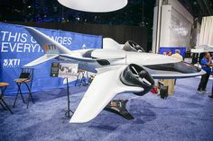 PICTURES: NBAA showcases unmanned air taxi innovations A few varied photos that I like A few varied photos that I like Innovation, Taxi, Ground Effects, Flying Vehicles, Air Force Aircraft, Spaceship Concept, Flying Car, In China, Futuristic Cars
