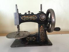 Stitchwell Antique Sewing Machine