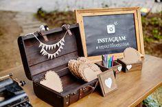 Novas regras de etiqueta de um casamento - Hashtag para casamento - Foto Anderson Marcello