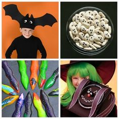 20 Halloween Activities for Four-Year-Olds