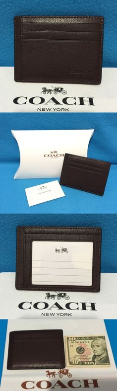 Business and credit card cases 105860 salvatore ferragamo men s business and credit card cases 105860 salvatore ferragamo men s brown wallet logo credit card case cc holder nwt buy it now only 15499 on eb reheart Image collections