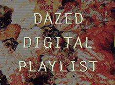 April 2014 Playlist
