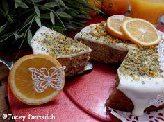 Libanesischer Orangenkuchen