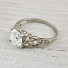 This is the ring I would live to wear for the rest of my life. I havent seen one I liked this well until now.