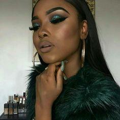 Pinterest Cravingshay Face beat makeup2 Pinterest