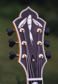 Nickerson Guitars Jazz Guitar, Guitar Art, Music Guitar, Cool Guitar, Ukulele, Unique Guitars, Custom Guitars, Archtop Guitar, Acoustic Guitars