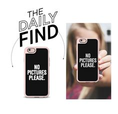 """Daily Find: Casetify iPhone Case"" by polyvore-editorial ❤ liked on Polyvore featuring Casetify and DailyFind"