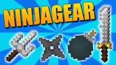 Ninja Gear Mod 1.10.2/1.9.4/1.9 - minecraft mods 1.10.2 : Ninja Gear Mod implements a set of ninja themed items and blocks desired by all  ...     http://niceminecraft.net/tag/minecraft-1-10-2-mods/