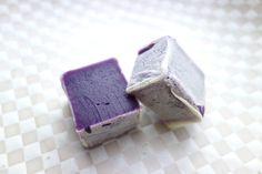 紫いものきんつば