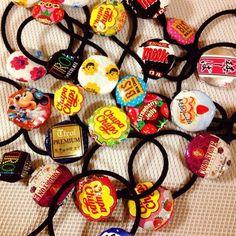 チロルチョコ☆チュッパチャプス★お菓子雑貨をDIY♡ | Handful