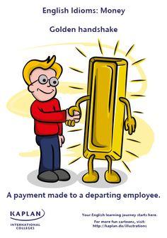 English Idioms: Golden Handshake