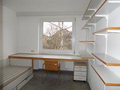 Furnished Room 16m2 in FDH Studentenhaus - WG Zimmer in Frankfurt am Main-Hausen