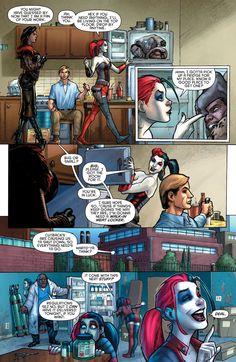 Harley Quinn #2 DC New 52