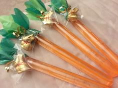 Bubble wand carrot for easter bunny Easter Baskets For Toddlers, Easter Gifts For Kids, Easter Crafts, Bunny Crafts, Hoppy Easter, Easter Bunny, Easter Class Treats, Easter Birthday Party, Bunny Party