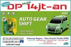 Suzuki Bogor : Promo Karimun Wagon R AGS DP. Mulai 14 Jutaan